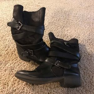 """""""Report"""" brand boots foldable 6.5"""
